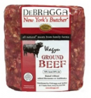 AMERICAN WAGYU KOBE BEEF STYLE GROUND BEEF