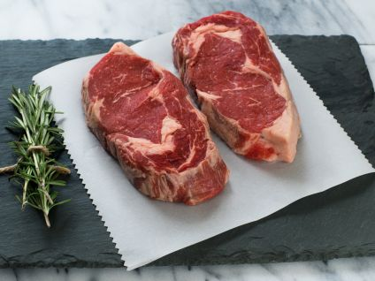 New York State Grass Fed Ribeye Steaks (4 PER PACK)