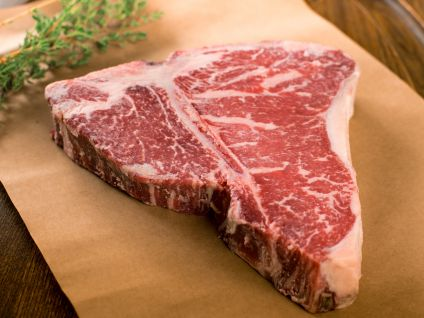 DRY AGED PRIME T-BONE STEAKS (4 PER PACK)
