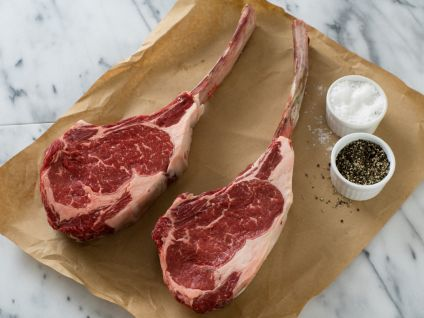 DRY AGED PRIME TOMAHAWK CHOPS
