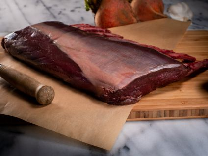 CERVENA FARM RAISED VENISON FROM NEW ZEALAND, 8-RIB RACK