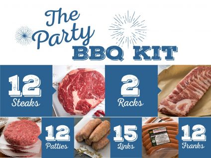 The Party BBQ Kit