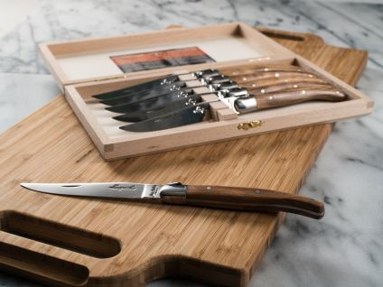 Laguiole Jean Dubost Table Knives Set of 6