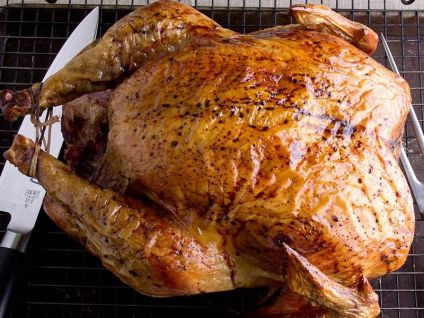 Heritage Breed Spanish Norfolk Black Turkey