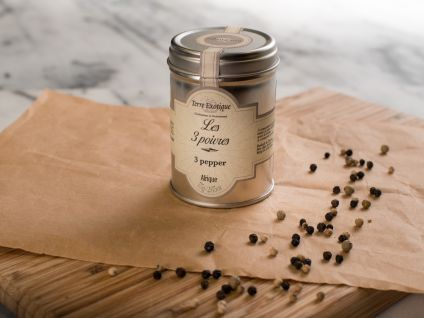 Terre Exotique Three Peppercorn Blend