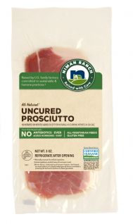 Certified Humane® Uncured Prosciutto 3oz pack