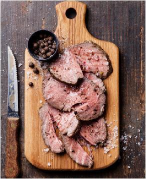7-rib Standing Roast of Beef