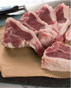 How to Sear Loin Lamb Chops